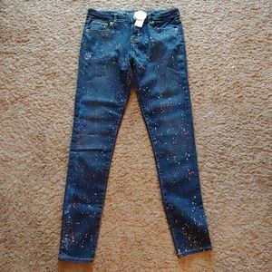 Gymboree Super Skinny Jeans, Tag Size 14, NWT